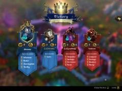 A win against the Armello Developers in their weekly Devs v. Community stream.