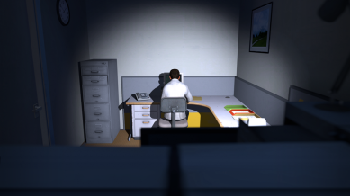 The Stanley Parable, developed by Galactic Cafe