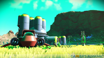 A base found in golden fields