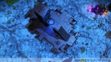 An alien monolith