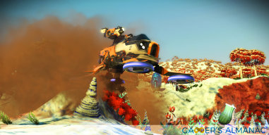The Nomad Exocraft