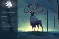 The stag clan, Eikthyrnir. (Northgard, Shiro Games)