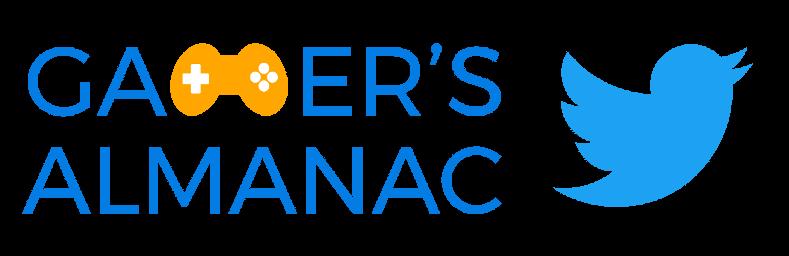 Gamer's Almanac TwitterGiveaway!